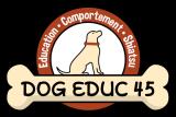 logo Dog Educ 45